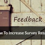 How to increase survey response rate