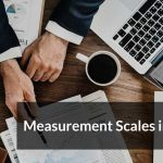 Measurement scales in research