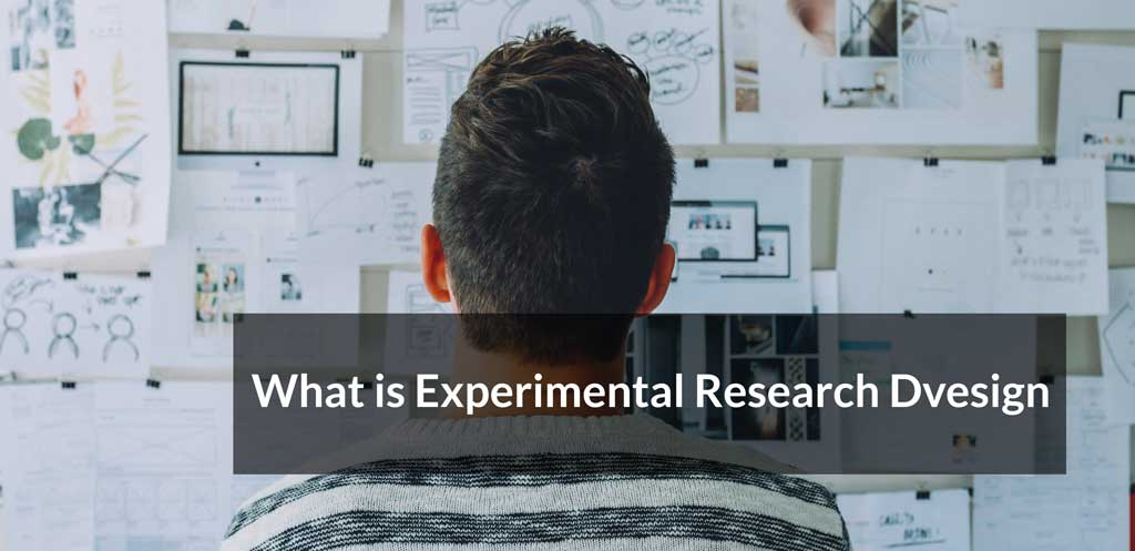 What is experimental research design