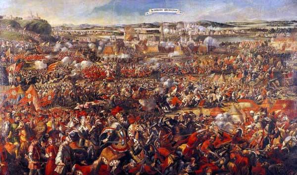 Battle-of-Vienna: History of Warsaw Poland