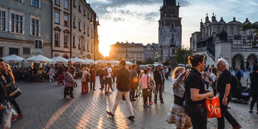 History of Warsaw Poland