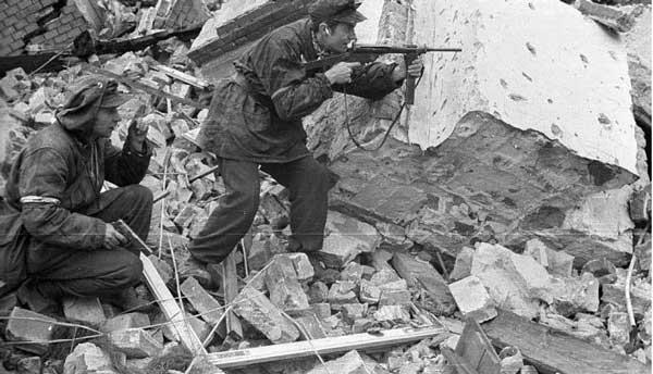 Warsaw-uprising: History of Warsaw Poland