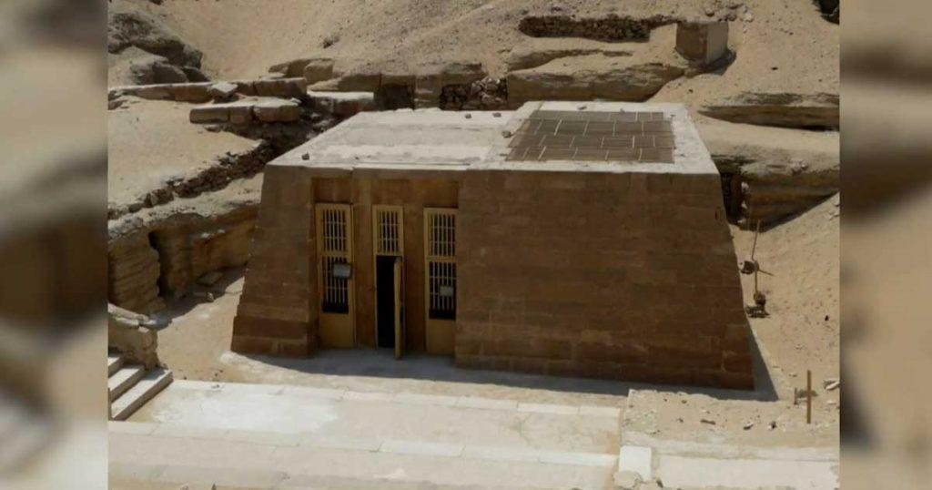 Old-Kingdom-mastaba-tomb